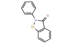 Ebselen (Synonyms: SPI-1005; PZ-51; CCG-39161)