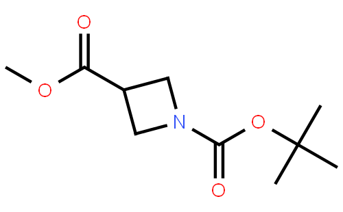 Methyl 1-Boc-azetidine-3-carboxylate