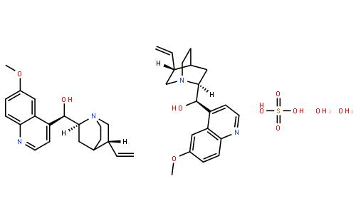 硫酸奎宁,二水