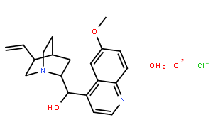 Quinine HCl Dihydrate