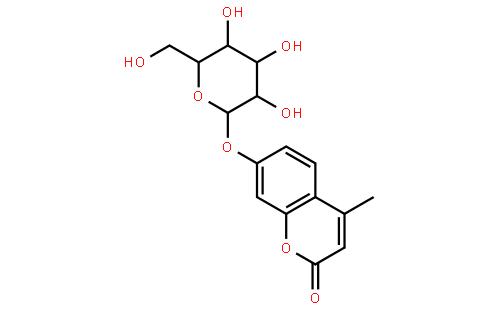 4-甲基伞形酮酰-β-D-吡喃糖苷