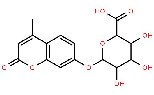 4-甲基傘形酮-D-葡萄糖醛酸苷