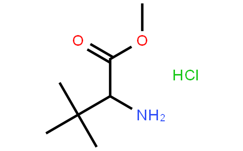 L-叔亮氨酸甲酯盐酸盐(63038-27-7)
