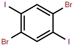 1,4-二溴-2,5-二碘苯