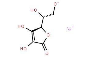 CAS:6381-77-7,异抗坏血酸钠说明书