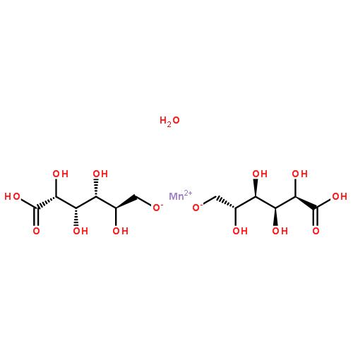 中文名称:葡萄糖酸锰 英文名称:manganese gluconate 分子式:(c6h11o
