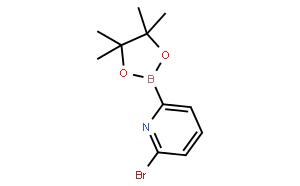 2-溴-6-(4,4,5,5-四甲基-1,3,2-二氧杂环戊硼烷-2-基)吡啶