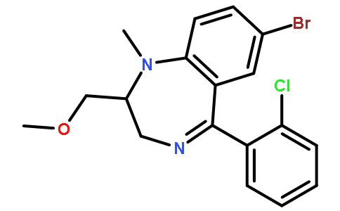 甲酯结构式