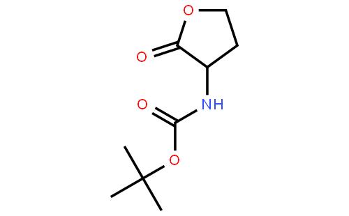 (R)-2-氧代四氢呋喃-3-基氨基甲酸叔丁酯