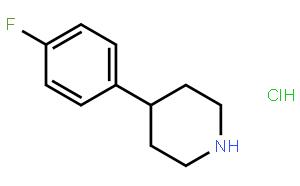 4-(4-氟苯基)哌啶盐酸盐