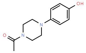 1-乙酰-4-(4-羟苯基)哌嗪
