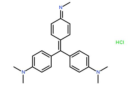 甲基紫罗兰(cas:603-47-4) 结构式图片