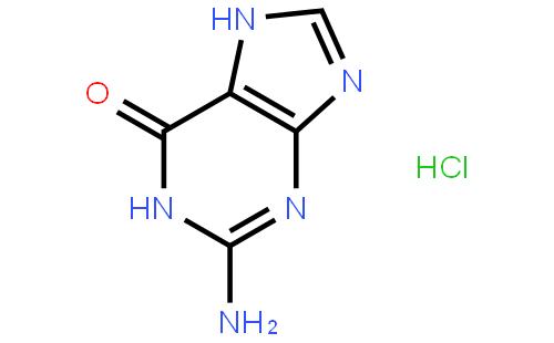鸟嘌呤,盐酸盐