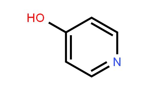 4-羟基吡啶结构式