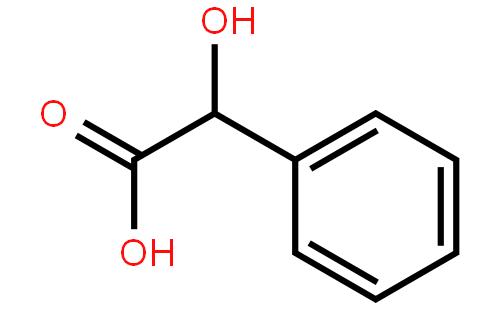 扁桃酸结构式