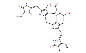 bilirubin (E,E)*
