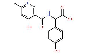 D-a-(6-甲基-4-羟基烟酰胺)-p-羟基苯基乙酸