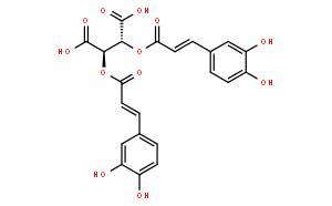 二咖啡酰菊苣酸