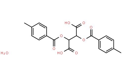 二对甲基苯甲酰-L-酒石酸一水物合物