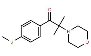 2-甲基-1-(4-甲硫基)苯基-2-吗啉基-1-丙酮