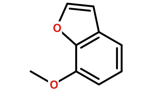 7甲氧基苯并呋喃结构式