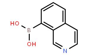 异喹啉-8-硼酸