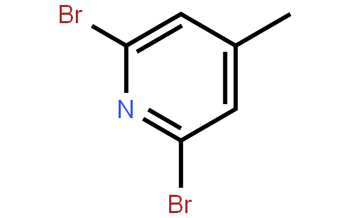 2,6-Dibromo-4-methylpyridine