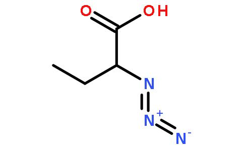 2-叠氮丁酸结构式