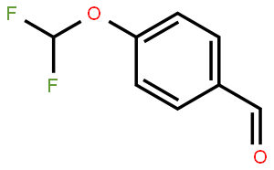 p-difluoromethoxybenzaldehyde