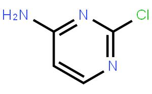 2-氯-4-氨基嘧啶