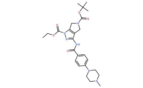 (cas:761443-69-0) 结构式图片