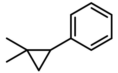 1-苯基-2,2-二甲基环丙烷_CAS:7653-94-3_联系