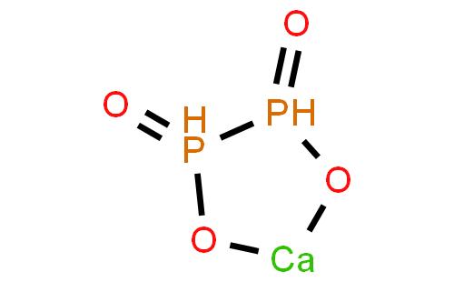 次磷酸钙结构式