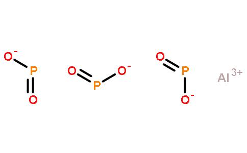 次磷酸铝结构式