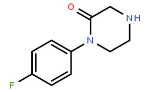 1-(4-氟苯基)-2-哌嗪酮