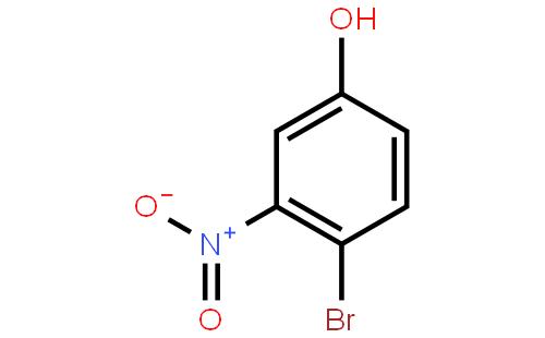 4-溴-3-硝基苯酚
