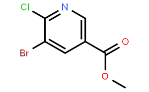5-溴-6-氯烟酸甲酯