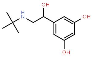 盐酸特比萘芬(CAS:78628-80-5)结构式图片