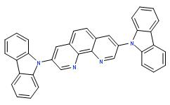 3,8-Di(9H-carbazol-9-yl)-1,10-phenanthroline