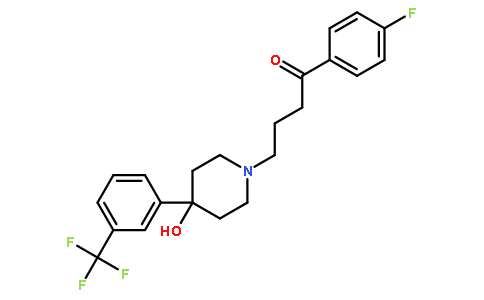 三氟碘甲烷分子结构
