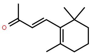 环柠檬烯基丙酮;堇酮;芷香酮;紫罗兰香酮;紫罗酮