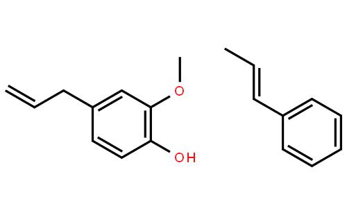肉桂油结构式