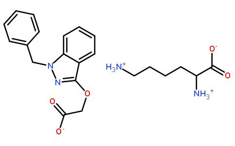 苄达赖氨酸(cas:81919-14-1) 结构式图片