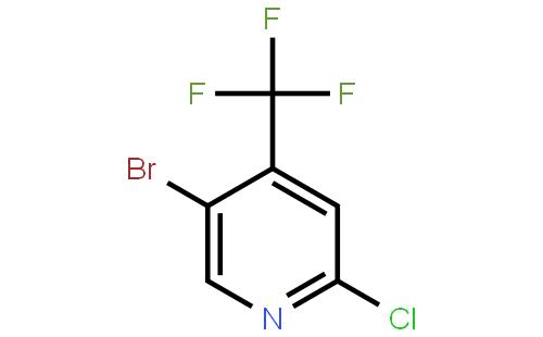 Pyridine,5-bromo-2-chloro-4-(trifluoromethyl)-