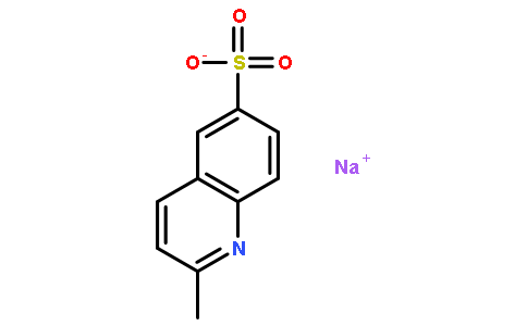 sodium 2-methylquinoline-6-sulphonate(83848-51-5)