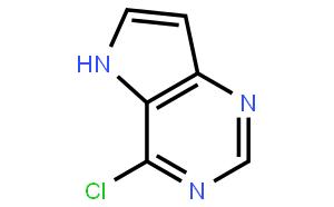 5H-Pyrrolo[3,2-d]pyrimidine,4-chloro-