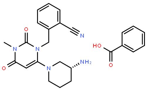 苯甲酸阿格列汀(850649-62-6)