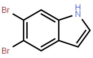 5,6-dibromo-1H indole