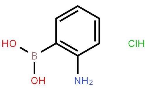 邻氨基苯硼酸盐酸盐