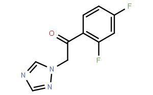 2',4'-二氟-2-(1H-1,2,4-三氮唑-1-基)苯乙酮